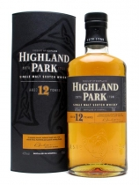 Highland Park 12 YO in a gift box (Хайлэнд Парк 12 лет в п/у)