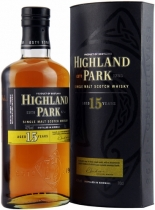 Highland Park 15 YO in a gift box (Хайлэнд Парк 15 лет в п/у)