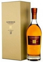 Glenmorangie 18 YO in a gift box (Гленморанджи 18 лет в п/у)