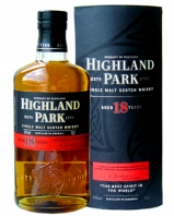 Highland Park 18 YO in a gift box (Хайлэнд Парк 18 лет в п/у)