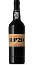 Ramos Pinto Porto 20 Years Quinta do Bom Retiro in a gift box (Рамош Пинто Порто 20 лет Кинта до Бом Ретиро в п/у)